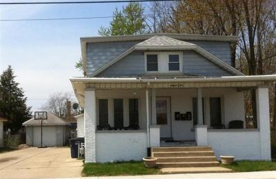 Michigan City Multi Family Home For Sale: 1605 Pine Street