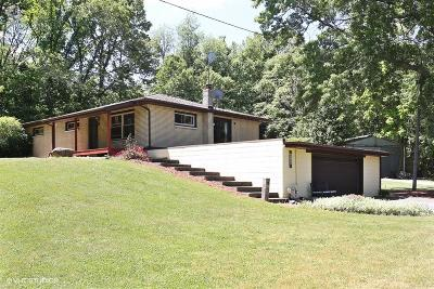 Laporte, La Porte Single Family Home For Sale: 4702 North 525 West