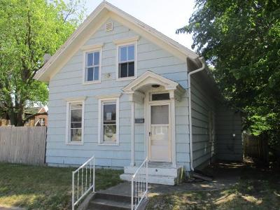 Michigan City Single Family Home For Sale: 219 Walker Street