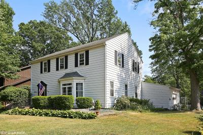 Michigan City Single Family Home For Sale: 201 Kenwood Place