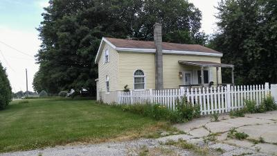 Rolling Prairie Single Family Home For Sale: 3687 East State Road 2