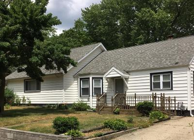 Michigan City Single Family Home For Sale: 721 North Woodland Ave.