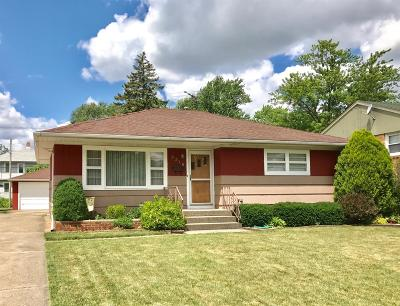 Munster Single Family Home For Sale: 8316 Kooy Drive