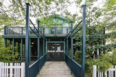 Michigan City Single Family Home For Sale: 213 Beachwalk Lane