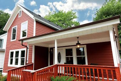 Michigan City Single Family Home For Sale: 110 Mulligan Street