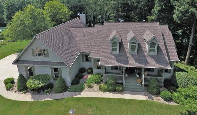 La Porte, Laporte Single Family Home For Sale: 1928 North Whisper Crossing Court