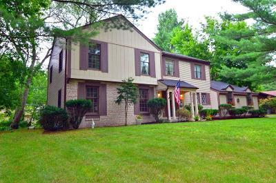 Michigan City Single Family Home For Sale: 113 Garden Trail