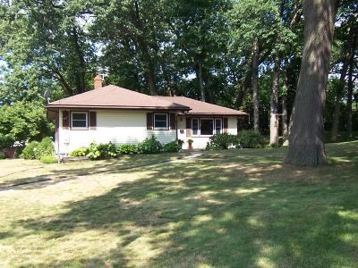 Michigan City Single Family Home For Sale: 630 North Dickson Street