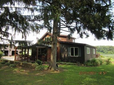 La Porte, Laporte Single Family Home For Sale: 169 West McClung Road