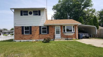 Michigan City Single Family Home For Sale: 4332 Ohio Street