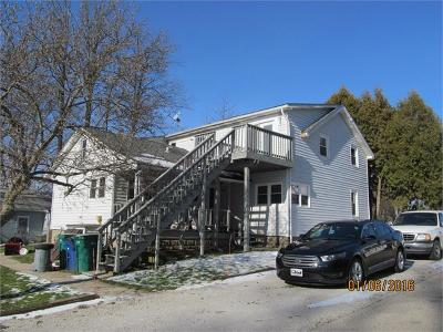 Westville Multi Family Home For Sale: 251 West Main Street