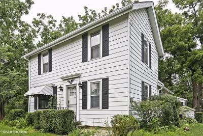 La Porte, Laporte Single Family Home For Sale: 4144 North St Rd 39