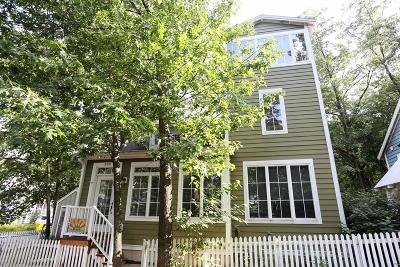 Michigan City Single Family Home For Sale: 102 Cottage Camp