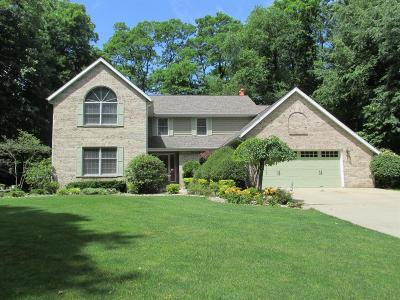 La Porte, Laporte Single Family Home For Sale: 172 North 400 West
