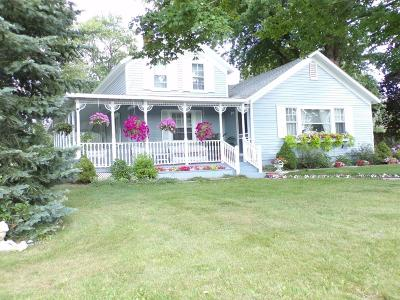 Michigan City Single Family Home For Sale: 9777 North 375 West