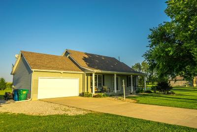 Rolling Prairie Single Family Home For Sale: 4631 North 600 East