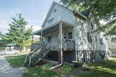 Michigan City Multi Family Home For Sale: 141 East Barker Avenue