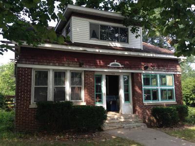 Michigan City Single Family Home For Sale: 133 Bies Street