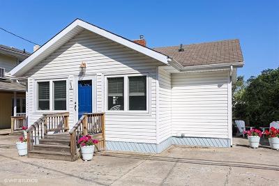 Michigan City Single Family Home For Sale: 608 Lake Shore Drive
