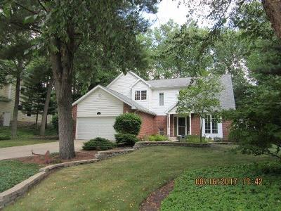 Michigan City Single Family Home For Sale: 4 Jamestown Drive