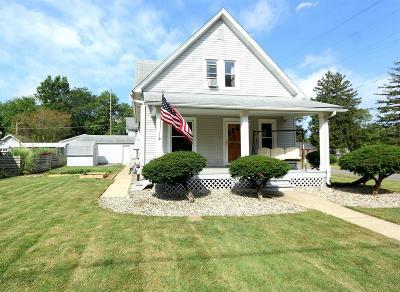 Laporte, La Porte Single Family Home For Sale: 1002 A Street