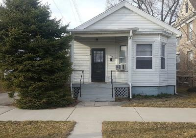 Michigan City Single Family Home For Sale: 414 East 8th Street