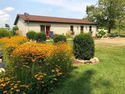 Rolling Prairie Single Family Home For Sale: 4412 North 700 East