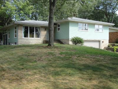 Michigan City Single Family Home For Sale: 3132 Cleveland Avenue