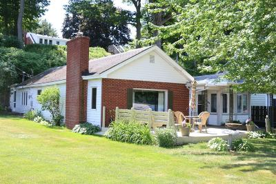 La Porte, Laporte Single Family Home For Sale: 409 Lakeside Street