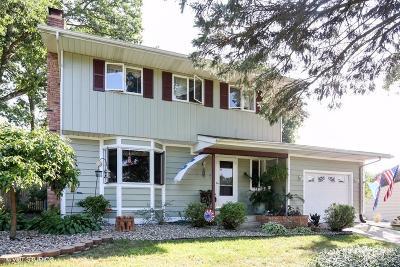 La Porte, Laporte Single Family Home For Sale: 6434 West Lee Len Trail