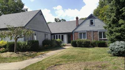 La Porte, Laporte Single Family Home For Sale: 66 North Woodland Drive