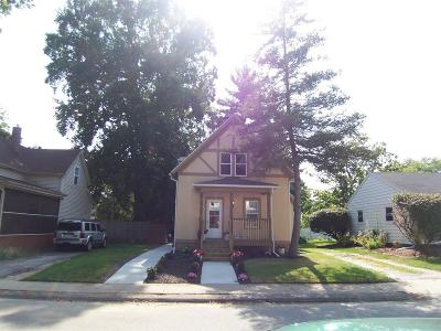 La Porte, Laporte Single Family Home For Sale: 414 Kenwood Street