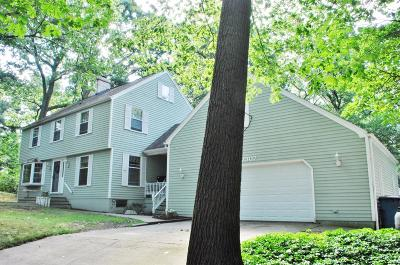 Michigan City Single Family Home For Sale: 3307 Calumet Trail