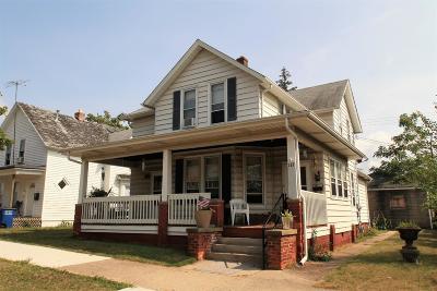Michigan City Multi Family Home For Sale: 117 E William Street
