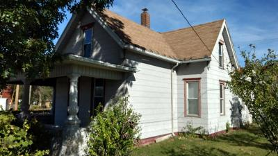 Michigan City Single Family Home For Sale: 816 West 11th Street