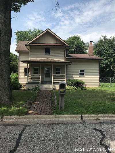 La Porte, Laporte Single Family Home For Sale: 1104 K Street