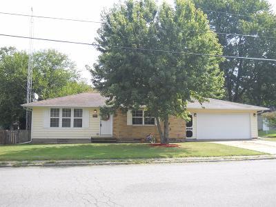 La Porte, Laporte Single Family Home For Sale: 1009 I Street