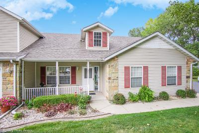Highland Single Family Home For Sale: 10379 Oakwood Court