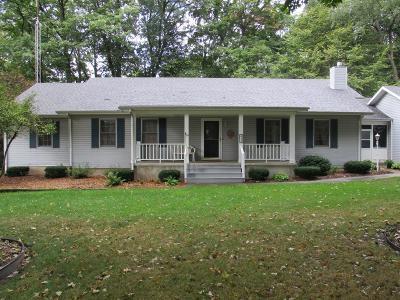 La Porte, Laporte Single Family Home For Sale: 38 North 400 West