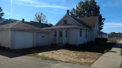 Michigan City Multi Family Home For Sale: 816 West 11th Street