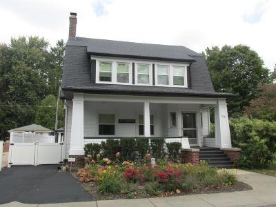 La Porte, Laporte Single Family Home For Sale: 106 Franklin Court