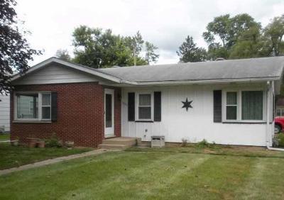La Porte, Laporte Single Family Home For Sale: 1201 Riley Court