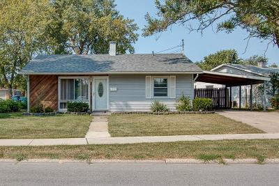Highland Single Family Home For Sale: 8010 Sycamore Avenue