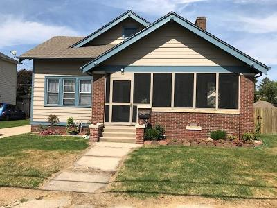 La Porte, Laporte Single Family Home For Sale: 407 Ohio Street