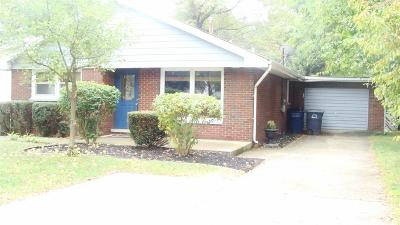 Michigan City Single Family Home For Sale: 207 Barker Road