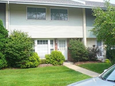 Michigan City Single Family Home For Sale: 805 Birch Tree Lane