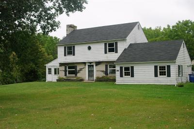 Michigan City Single Family Home For Sale: 11645 West 125 North