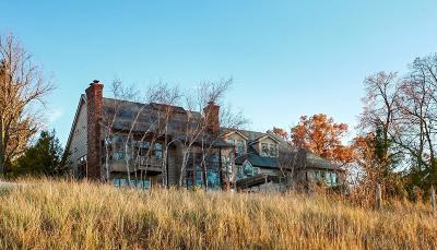 Michigan City Single Family Home For Sale: 3415 Lake Shore Drive