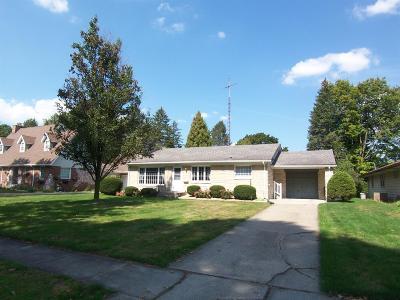 La Porte, Laporte Single Family Home For Sale: 2207 Woodlawn Drive