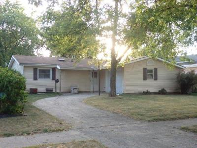 Highland Single Family Home For Sale: 9330 Saric Drive